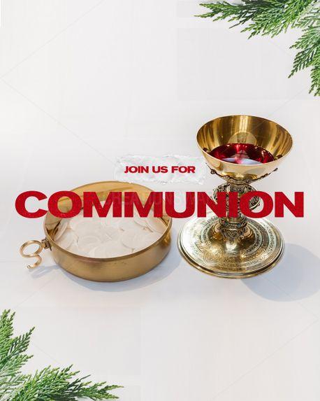 Communion Christmas  (93300)