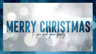 Merry Christmas Motion slide