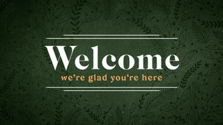 Forest Botanical : Welcome
