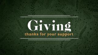 Forest Botanical : Giving