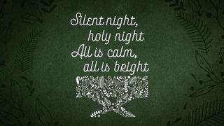 Botanical : Silent Night