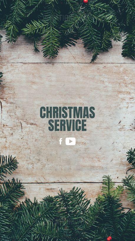 Christmas Service  (93596)
