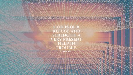 Psalm 46:1 (93600)