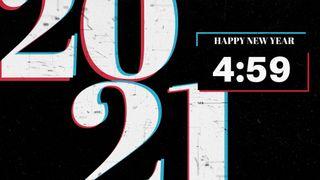 2021 New Year's Countdown