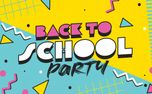 Back To School Party (93694)