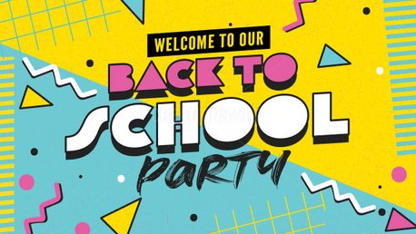 Back To School Party (93696)