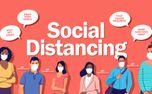 Social Distance Title Graphics (93714)