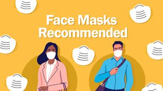 Face Mask Title Graphics