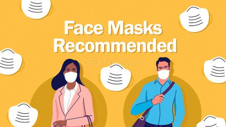 Face Mask Title Graphics (93720)