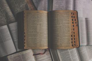 Open Bibles