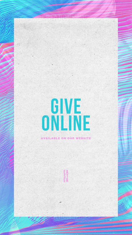 Easter Give Online (93779)
