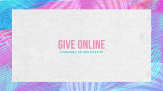 Easter Give Online