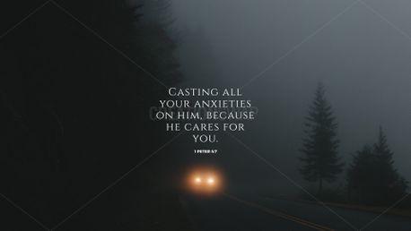 1 Peter 5:7 (93803)