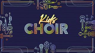 Kids Choir Title Graphics