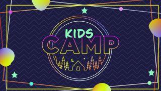 Kids Camp Title Graphics