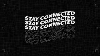 Stay Connected Wave