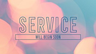 New Year : Service