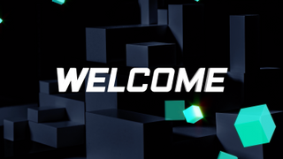 Cube Welcome