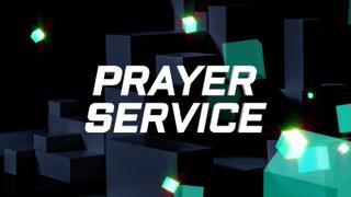 Cube Prayer Service