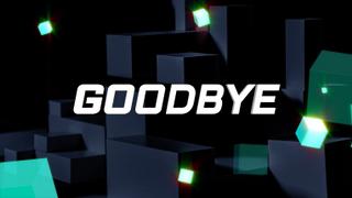 Cube Goodbye