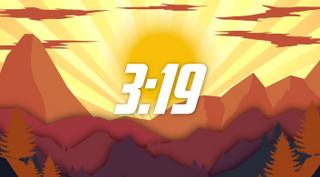 Bible Heroes Countdown
