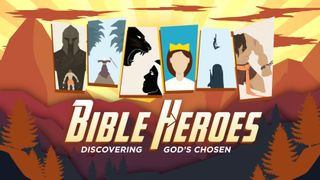 Bible Heroes Title