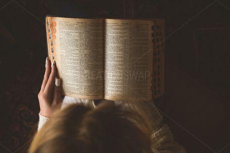 Reading Scripture (93963)