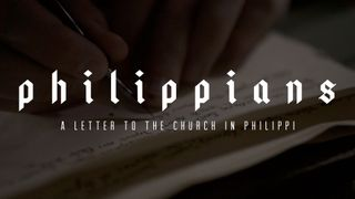 Philippians Sermon Bumper