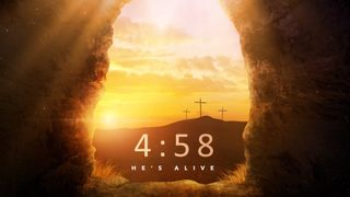 He's Alive Easter Countdown