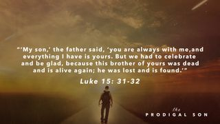Prodigal Son Scripture