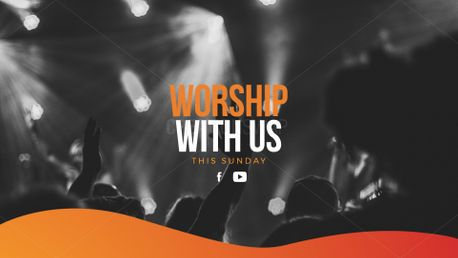 Worship With Us  (94082)