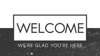 Clean BW : Welcome