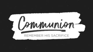 BrushBW : Communion