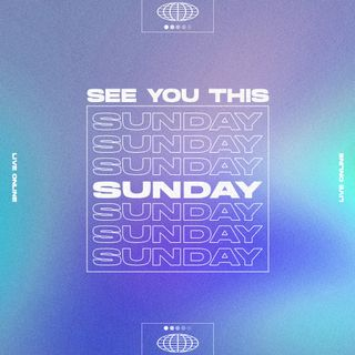See You This Sunday