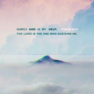 Psalm 54v4 | Scripture Post