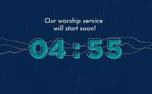 Grunge Retro Countdown (95390)