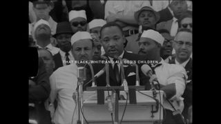 Martin Luther King, Jr Tribute