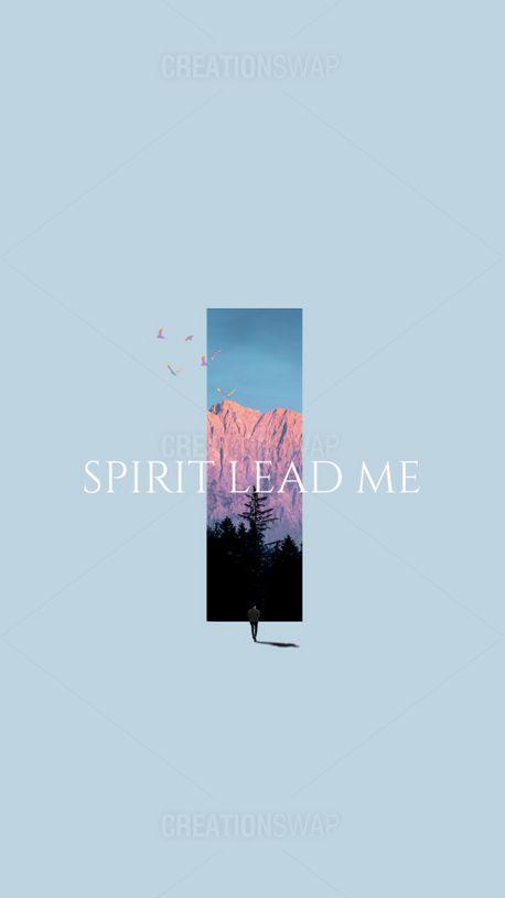 Spirit Lead Me (95465)
