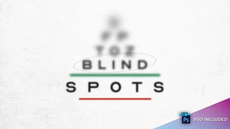 Blind Spots w/ PSD (95539)