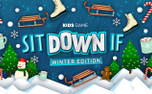 Sit Down If - Winter Game (95549)