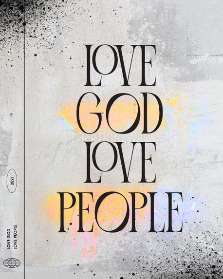 Love God Love People (95683)