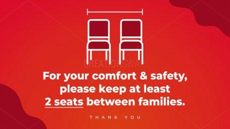Seat Safety Slide (95740)
