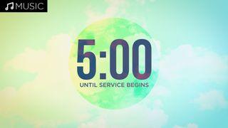 Pastel 5 Minute Countdown