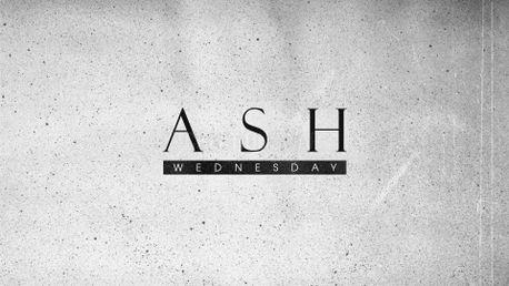 Ash Wednesday (95863)