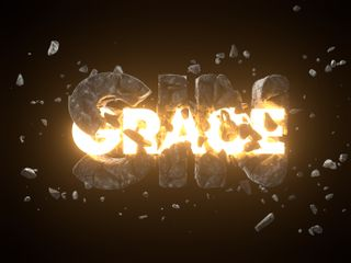 Grace Breaks Sin