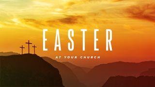 Easter Landscape Calvary