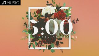 Floral 5 Minute Countdown