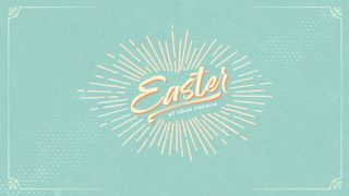 Easter Pastel Starburst