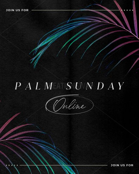 Palm Sunday  (96024)