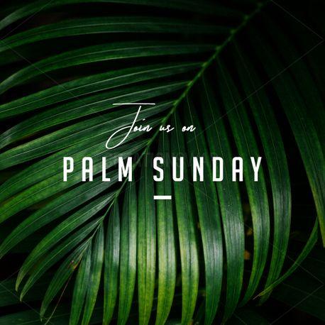 Palm Sunday  (96027)
